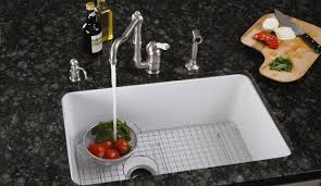 Kitchen Sink Porcelain Fiorentinoscucinacom - White enamel kitchen sinks
