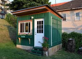 green tiny house best tiny homes of the year bob vila