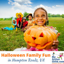 halloween family fun in hampton roads 2017 updated my active child