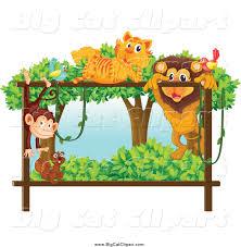 zoo cartoon clipart 65