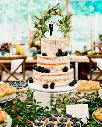 wedding cake recipes berry 42 fruit wedding cakes that are of color and flavor