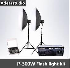 studio lighting equipment for portrait photography menik 300w professional photography studio flash strobe light