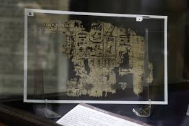 egypt u0027s oldest papyri detail great pyramid construction history