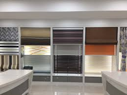 curtains showroom in ahmedabad gujarat roller blinds store sheer
