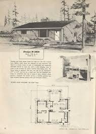 Ranch Rambler Vintage House Plans 381k Antique Alter Ego