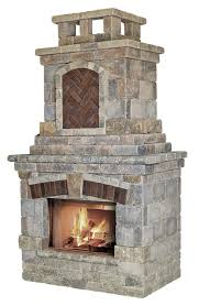 fireplace kits outdoor binhminh decoration