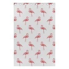 Baby Schlafzimmer Abdunkeln Amazon De Coosun Pink Flamingos Verdunklungsvorhänge Abdunkelung