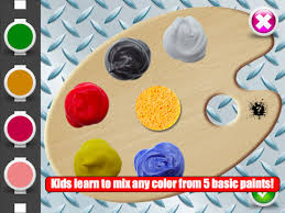 color mix hd cars learn paint colors by mixing car paints