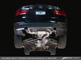 Bmw I8 Exhaust - presenting the awe tuning f34 bmw 335i gran turismo exhaust suite