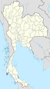 Three Sisters Springs Map Phuket Province Wikipedia