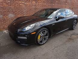 porsche panamera turbo 2017 white pre owned 2016 porsche panamera turbo s