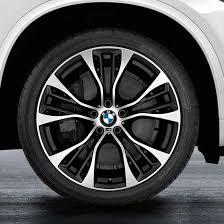 20 m light alloy double spoke wheels style 469m shopbmwusa com bmw m performance double spoke 599m wheels and tires