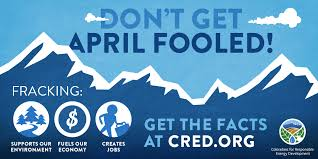 Fuels Backyard Get Together No April Fools Get The Facts About Fracking Cred