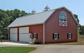 Barn Roof Styles by Custom Fences In Tuscaloosa Al Isbell Services
