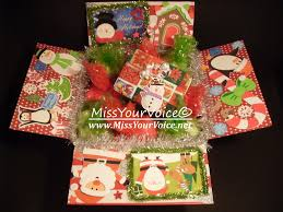 day 4 gift guide miss your voice care package