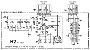 free download sony trinitron electrical circuit schematics and
