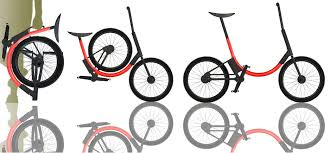 This Folding E Bike Wants by Mobility Designer Gabriel Wartofsky Launches