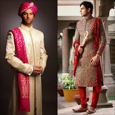 indian wedding groom 3 major attire for the fashionable indian groom
