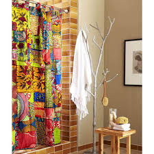 Yellow Paisley Shower Curtain by Botanical Shower Curtains Zebra Print Shower Curtain Hooks