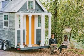 Tiny House For Family Of 5 Tiny Heirloom Homes Luxury Tiny House On Wheels