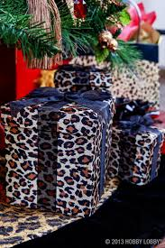 leopard wrapping paper leopard print christmas wrapping paper festival collections
