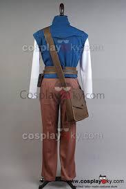 Flynn Rider Halloween Costume Tangled Prince Flynn Rider Eugene Fitzherbert Cosplay Costume