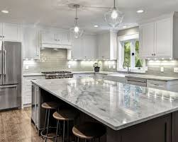 ideas for kitchens with white cabinets kitchens with white cabinets and gray countertops houzz