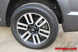 Off Road Tires 20 Inch Rims Review 2015 Toyota 4runner Limited Off Road Com