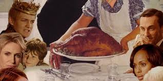our perfectly awful thanksgiving dinner huffpost