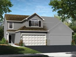 duplex plans with garage in middle tuscany woods village homes new duplexes in hampshire il 60140