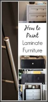 diy paint laminate cabinets how to paint laminate furniture without sanding a step by step