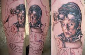 back to the future clock tower tattoo google search ink
