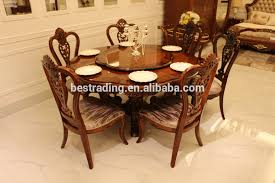 dining table with rotating home design magnificent rotating dining table style