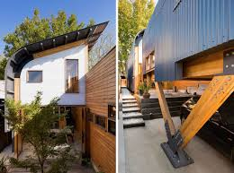 Eco House Design Central Courtyard Home Design U2013 Australian Eco House Architecture