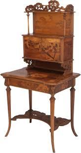 image of a gallé marquetry lady u0027s writing desk émile gallé nancy