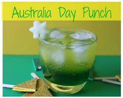 australia day celebrations 2014 australia punch recipes and