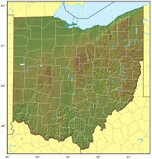 Ohio County Map With Roads by Map Of Ohio A Source For All Kinds Of Maps Of Ohio