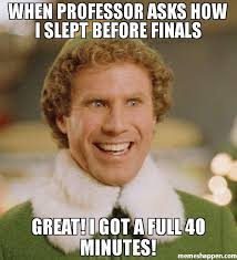 Good Luck On Finals Meme - good luck on your finals sctcc volleyball facebook