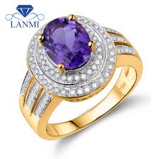 amethyst engagement rings compare prices on amethyst engagement ring online shopping buy