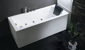 Corner Whirlpool Bathtub Eago 6 U0027 Rectangular Corner Whirlpool Tub Touch Screen Control Panel