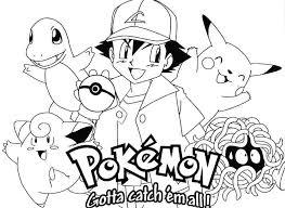 pokemon color pages pikachu pokemon coloring sheets u2013 prosecure me