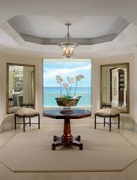 crown molding lighting tray ceiling crown molding living room living room beach style with painted