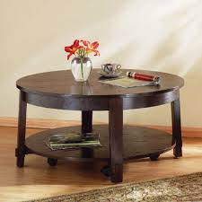 38 round coffee table 10 best collection of coffee table round wood and glass