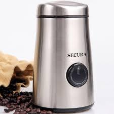 Portable Coffee Grinder Coffee Grinders The Secura