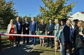 salon lexus zeran powiat sierpecki uroczyste otwarcie nowo powstałej ścieżki