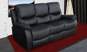 canap chauffant sofa chauffant 3 places groupon shopping