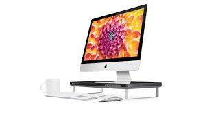 Desk Top Printer Stand by Top 10 Best Monitor Desk Risers 2017 Your Easy Buying Guide