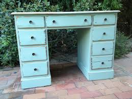Beach Shabby Chic by Shabby Chic Blue Beach Cottage Office Desk Turquoise Home Decor