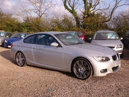 used bmw 3 series uk used bmw 3 series 2008 silver colour diesel 320d m sport coupe for