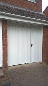 Elite Garage Door by 70 30 Split Side Hinged Garage Door Elite Gd